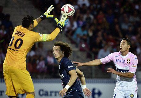 Ligue 1, 3ª - PSG bloccato dall'Evian