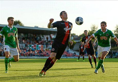 Match Report: Cork 2-2 Bohemians