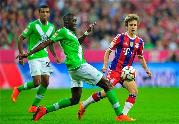 A star is born: Gaudino shines as Bayern see off Wolfsburg