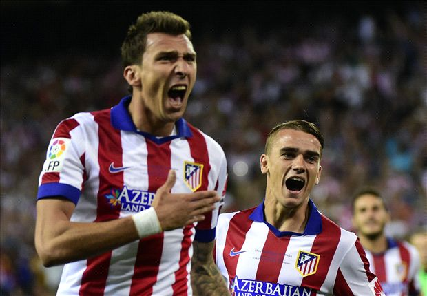 Atletico Madrid 1-0 Real Madrid (2-1 agg): Mandzukic clinches Supercopa de Espana