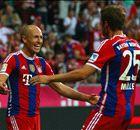 Robben & Muller see off plucky Wolfsburg