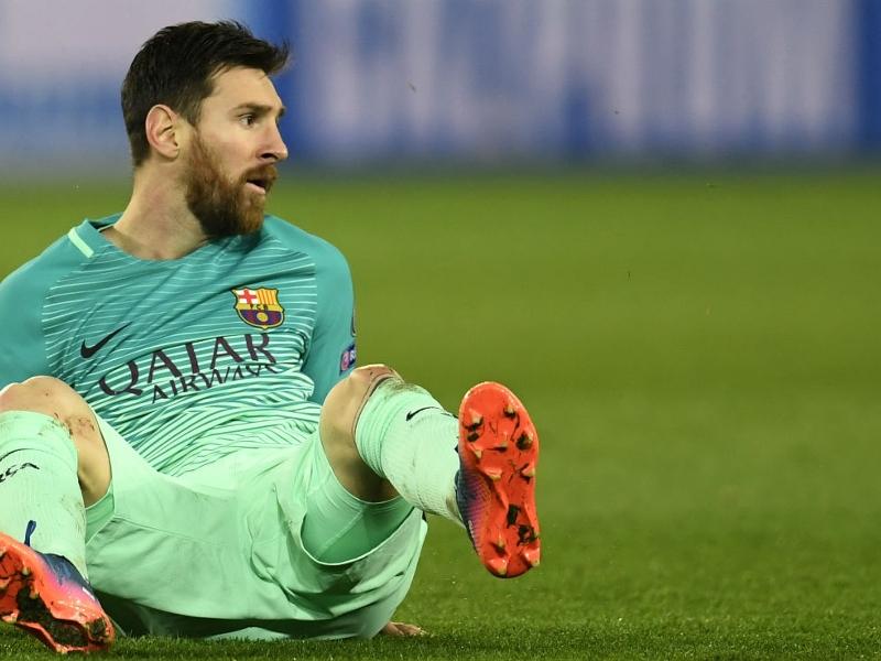 Barça, Bauza n'est pas inquiet pour Messi après la déroute contre le PSG