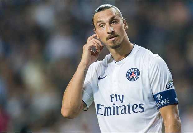 PSG-Saint-Etienne Preview: Ibrahimovic set to miss out again