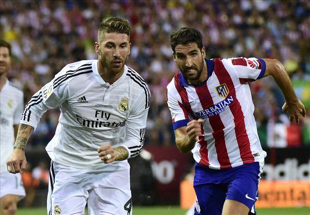 Atletico Madrid 1-0 Real Madrid