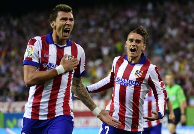 Atlético 1-0 Real Madrid: Mario Mandzukic hace campeón a los rojiblancos
