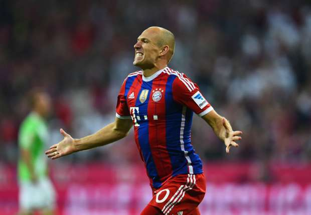 Robben: Bayern must aim for Champions League final