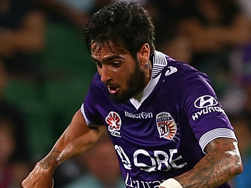 K League clubs tracking Perth Glory's Rhys Williams