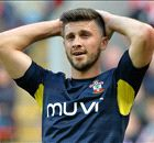 Shane Long suffers injury blow