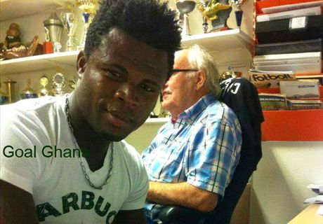 Bechem's Yeboah seals deal with BW 90