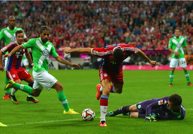 Lewandowski not concerned about goalless start