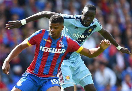 LIVE: Crystal Palace 1-3 West Ham