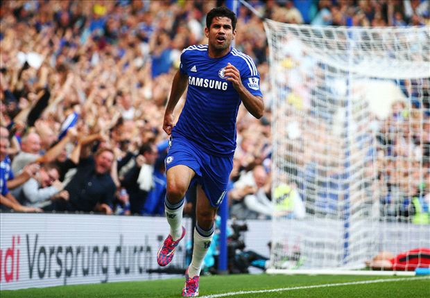 Chelsea 2-0 Leicester City: Costa strikes again as Hazard seals victory