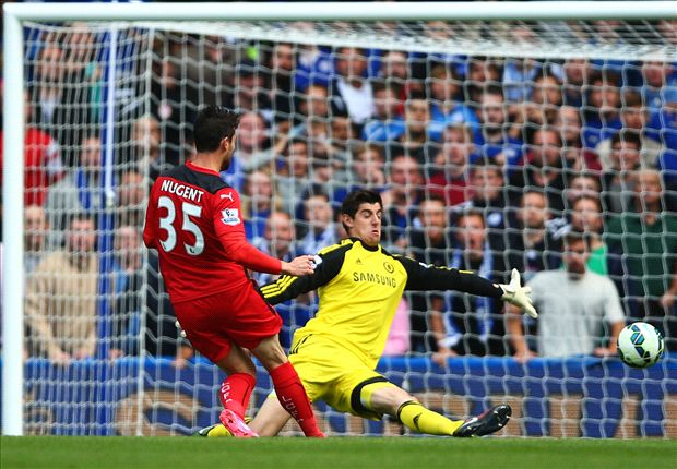 Cechmate: Courtois the man of the moment to prove Mourinho right again