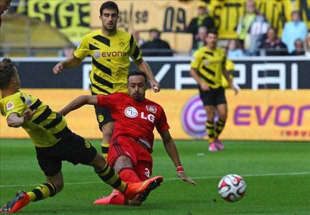 Borussia Dortmund 0-2 Bayer Leverkusen: BVB rocked by record-breaker Bellarabi