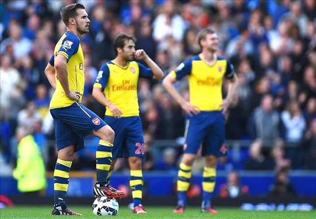 Everton draw shows Arsenal have learnt from last season, says Flamini