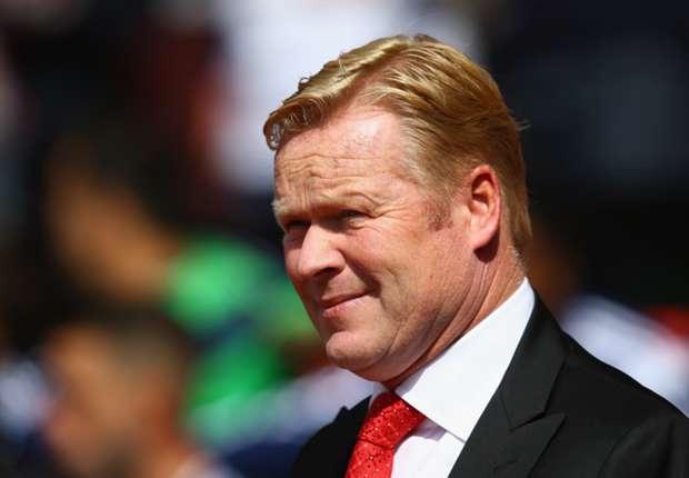 Koeman bemoans Southampton's lack of tempo