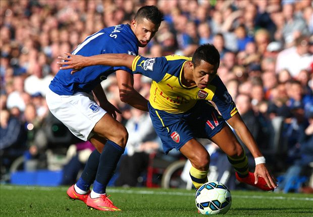 Everton 2-2 Arsenal: Ramsey & Giroud rescue point for Gunners