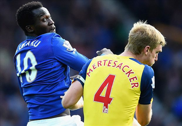 Everton 2-2 Arsenal: Ramsey and Giroud rescue point for Gunners