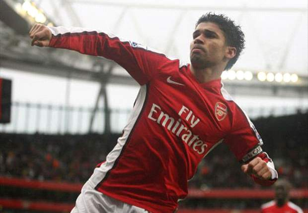 Arsenal Ace Eduardo Not Losing Sleep Over Injury