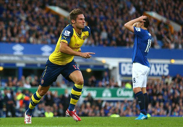 Man of the Match: Everton 2-2 Arsenal