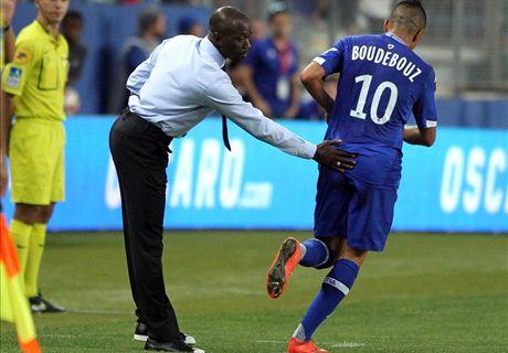 Bastia sack manager Makelele