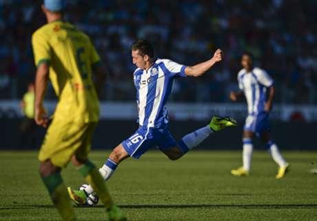 Gana Porto con Herrera 29 minutos