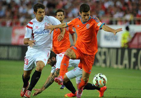 Orban saves point for 10-man Valencia