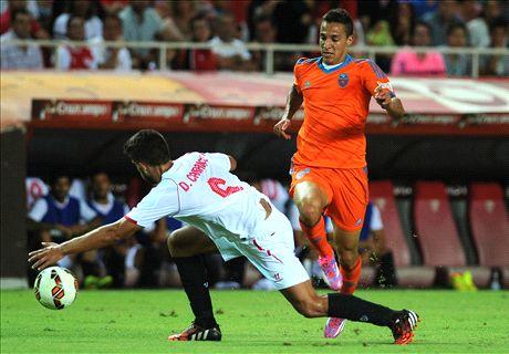 Match Report: Sevilla 1-1 Valencia