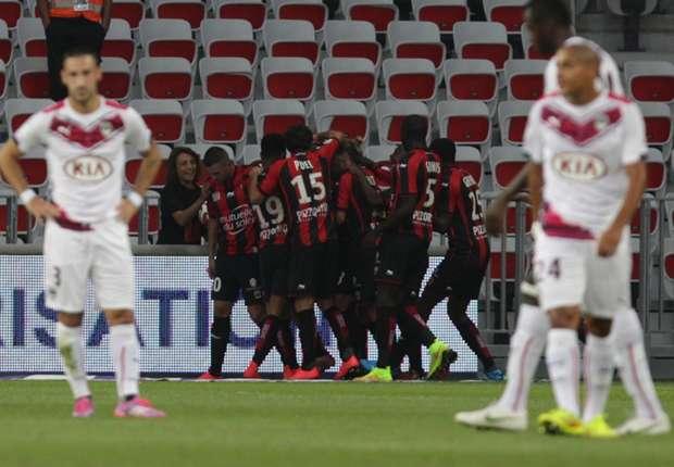 Nice Bordeaux Ligue 1 08232014