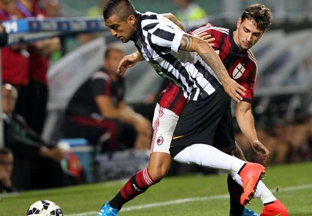 Juventus boss Allegri: Vidal's return the most important thing