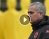 VÍDEO: Mou no descarta la marcha de Rooney
