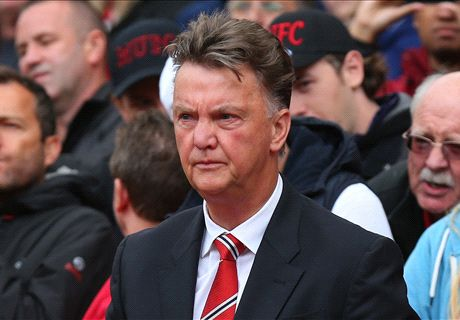 Van Gaal: We lacked a cutting edge