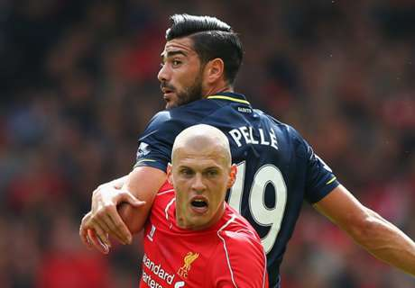 Skrtel ruled out of Ludogorets clash