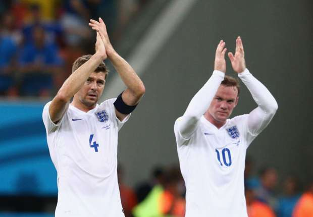 Gerrard: 'Natural leader' Rooney should be new England captain
