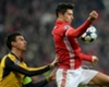 Koscielny limps out of Bayern clash