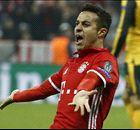 Thiago zet Arsenal te kijk