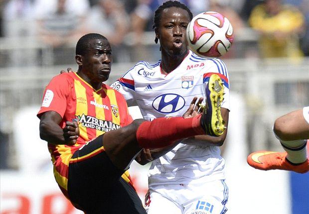 Résumé de match, Lyon-Lens (0-1)