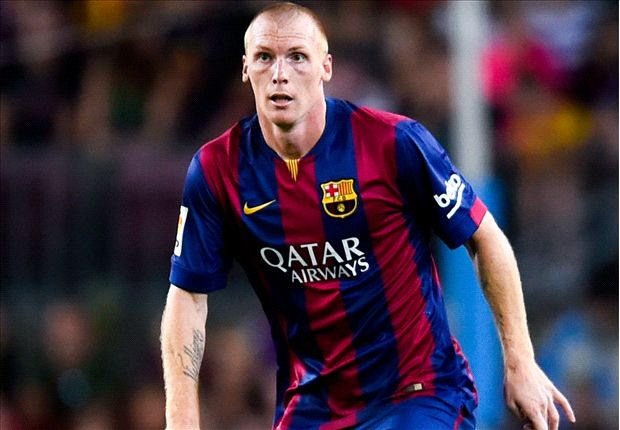 Barcelona form can get me back in France squad - Mathieu