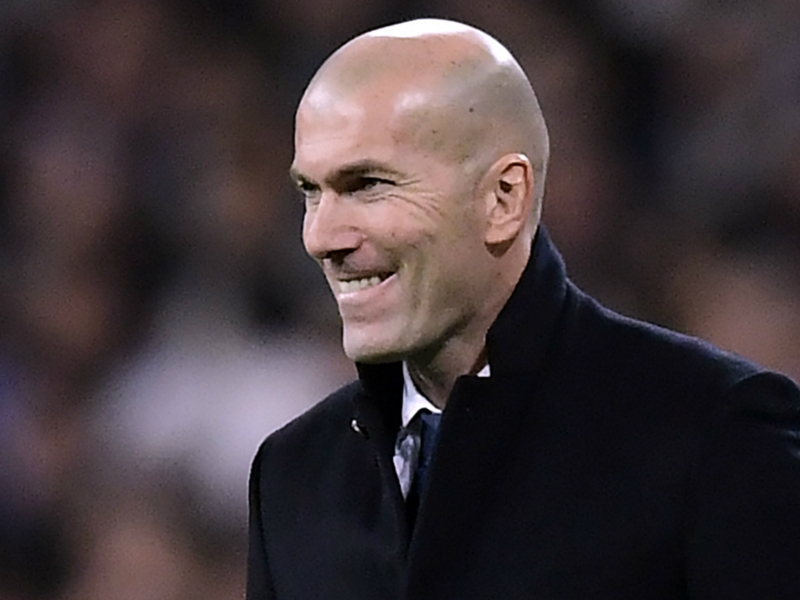Casemiro names two Real Madrid stars 'almost as good as Zidane'