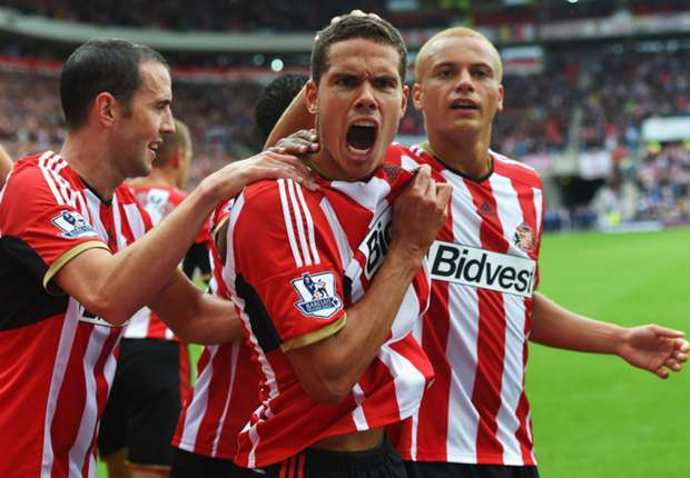 Jack Rodwell berikan Sunderland poin pertama