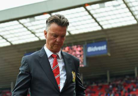 United can still win the title - Van Gaal