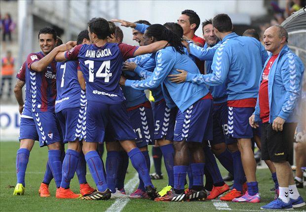 Eibar 1-0 Real Sociedad: Debut histórico en Ipurua
