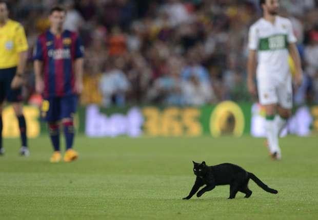 L'intruso del Camp Nou