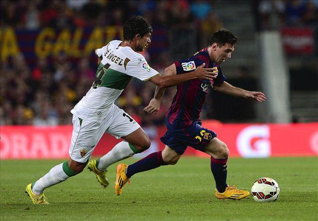 Messi magic ensures Luis Enrique era kicks off in style