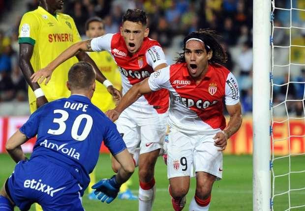 Falcao: I hope to stay at Monaco