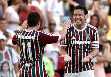 Fluminense: se enojó Fred
