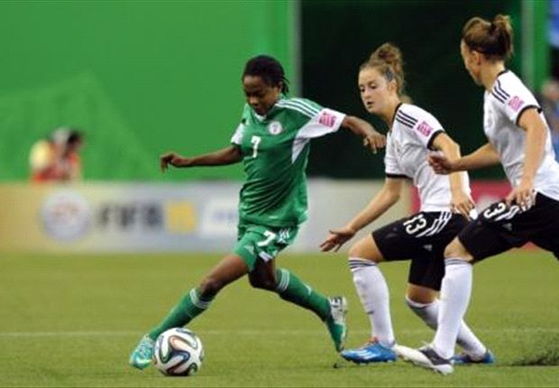 Nigeria 0-1 Germany: Wasteful Falconets bow to Germans