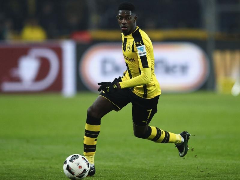 Dortmund demanderait 90 millions d'euros pour Ousmane Dembélé