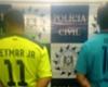 Räuber-Duo in Barca-Trikots inhaftiert