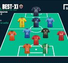 TPL Best XI 2014 : ประจำสัปดาห์ที่ 32